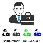 gladness dash accounter vector... | Shutterstock .eps vector #1016665600