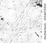 chaotic grunge ink particles.... | Shutterstock . vector #1016674324
