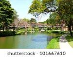 sanam chand palace nakhon... | Shutterstock . vector #101667610