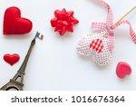 valentine day background | Shutterstock . vector #1016676364