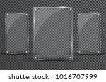 glass plates are installed....   Shutterstock .eps vector #1016707999