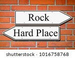 Between A Rock And A Hard Plac...