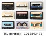 Vintage Audio Cassette Tape