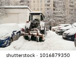 problems with parking cars in...   Shutterstock . vector #1016879350