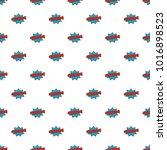 comic boom kaboom pattern... | Shutterstock .eps vector #1016898523