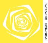 rose. vector flower. beautiful...   Shutterstock .eps vector #1016921698