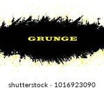 ink splash background.cracked... | Shutterstock .eps vector #1016923090