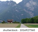 view at switzaland country | Shutterstock . vector #1016927560