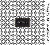 modern seamless pattern.... | Shutterstock .eps vector #1016959489