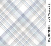 plaid check pattern in blue ... | Shutterstock .eps vector #1017011296