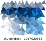 light blue vector abstract... | Shutterstock .eps vector #1017020968