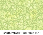 spring  vector background.... | Shutterstock .eps vector #1017034414