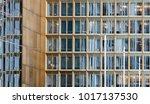 modern bulding architecture... | Shutterstock . vector #1017137530