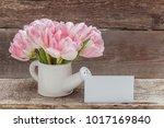 women's day march eight. pink... | Shutterstock . vector #1017169840