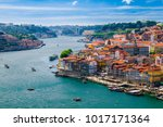 Panoramic View Of Old Porto...