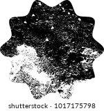 grunge rubber stamp texture ... | Shutterstock .eps vector #1017175798