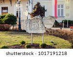 wieliczka  poland   jan 04 ... | Shutterstock . vector #1017191218