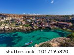 Small photo of Malta. Village Popeye.