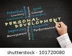 Personal Development Concept...