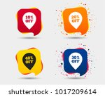 sale pointer tag icons.... | Shutterstock .eps vector #1017209614
