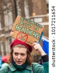 london  england. 3rd february... | Shutterstock . vector #1017211654