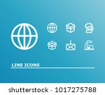 universal icon set and website...