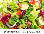 Salad Of Fresh Cucumber  Celer...