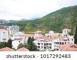 hotels in budva montenegro   Shutterstock . vector #1017292483