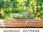 spring background table | Shutterstock . vector #1017296566