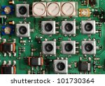 stock pictures of electronic... | Shutterstock . vector #101730364