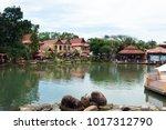 langkawi  kedah  malaysia   5... | Shutterstock . vector #1017312790
