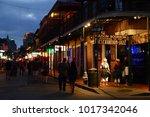 new orleans  la  usa october 27 ...   Shutterstock . vector #1017342046