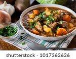 Irish Stew Made With Beef ...