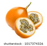 Granadilla Or Yellow Passion...