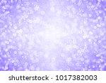 elegant lavender purple glitter ... | Shutterstock . vector #1017382003