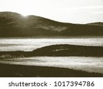 copy of old lithographic... | Shutterstock . vector #1017394786