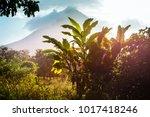 Scenic Arenal Volcano In Costa...