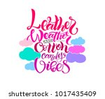 pink vector colorful... | Shutterstock .eps vector #1017435409