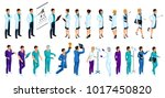 isometry is a large set of...   Shutterstock .eps vector #1017450820