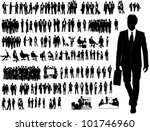 business people | Shutterstock .eps vector #101746960