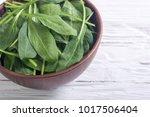 foto of fresh green baby...   Shutterstock . vector #1017506404