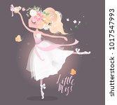 Beautiful Ballet Girl ...