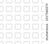 seamless vector pattern in... | Shutterstock .eps vector #1017560374