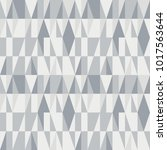 triangles seamless pattern.... | Shutterstock .eps vector #1017563644