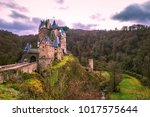 Burg Eltz During Autumn Burg...