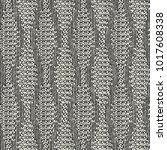 abstract ripples motif mottled... | Shutterstock .eps vector #1017608338