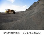 manganese mining and processing  | Shutterstock . vector #1017635620