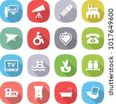 flat vector icon set  ... | Shutterstock .eps vector #1017649600