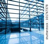 image of windows in morden... | Shutterstock . vector #101767378