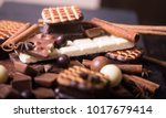 three different types of... | Shutterstock . vector #1017679414
